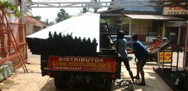 Jual Baja Ringan Murah di Bekasi dan Melayani Pemasangan