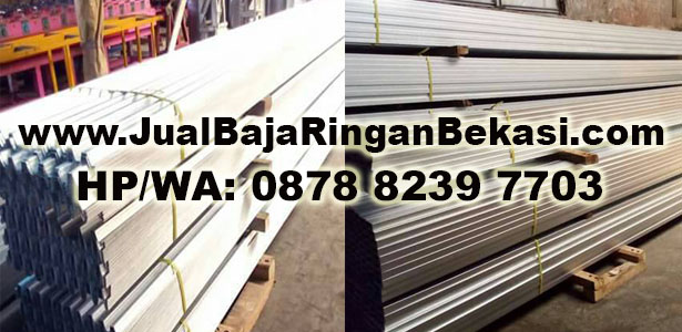 Jual Baja Ringan Murah di Bekasi Utara Jakarta Jaya Steel
