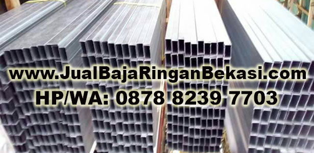 Jual Baja Ringan Murah di Cikarang Jakarta Jaya Steel