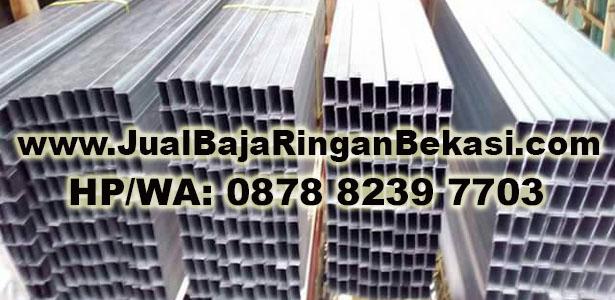 Jual Baja Ringan Murah di Babelan Jakarta Jaya Steel