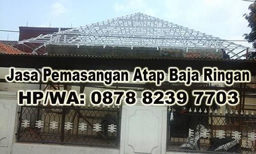 Jasa Renovasi Atap Baja Ringan Murah di Bekasi Timur