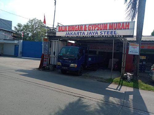 Toko Jual Baja Ringan Murah di Jati Makmur